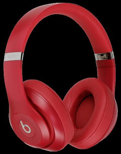 Beats Studio3 Wireless rot