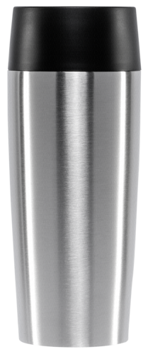 EMSA Isolierbecher TRAVEL MUG 0,36L, edelstahl