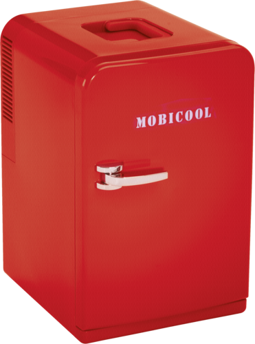 Mobicool F 15 AC/DC rot