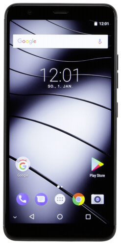 Gigaset GS370 plus jet black