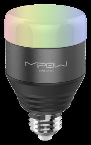 MiPow Playbulb Smart LED E27 5W (40W) RGB Lampe schwarz