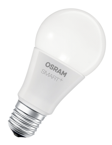 Osram SMART+ LED RGBW Lampe E27 10W Multicolor Apple HomeKit