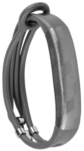 Jawbone UP2 gunmetal hex rope