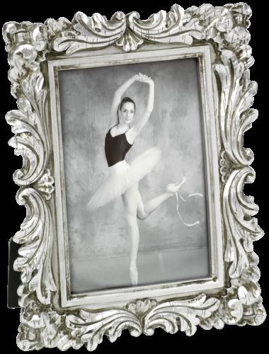 Walther Saint Germain 13x18 Kunststoff Portrait silb. QS318S