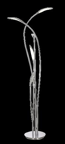 WOFI LED Standleuchte HAMPTON 5flg 5,2W fest 375lm