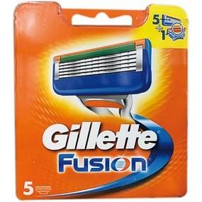 Gillette Fusion5 Rasierklingen, 5 Stück