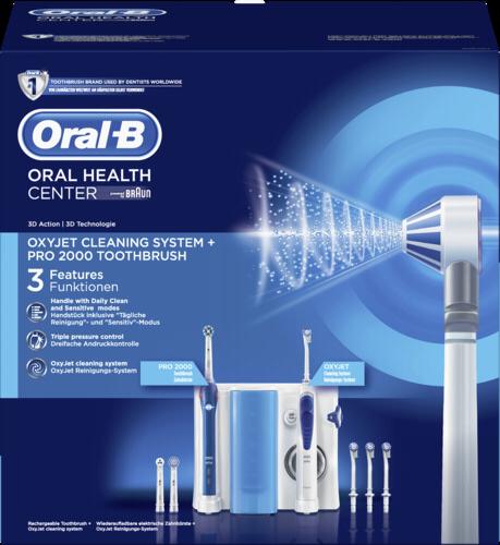 BRAUN Oral-B ProfCare Pro 2000 Dentalcenter