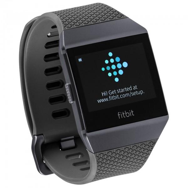 FitBit Ionic Charcoal/Smoke Gray
