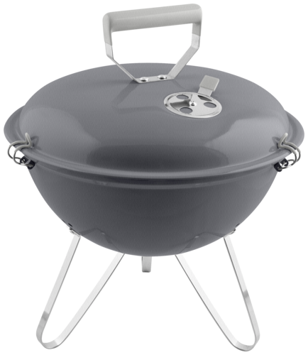 Dangrill Picnic BBQ Grill grau