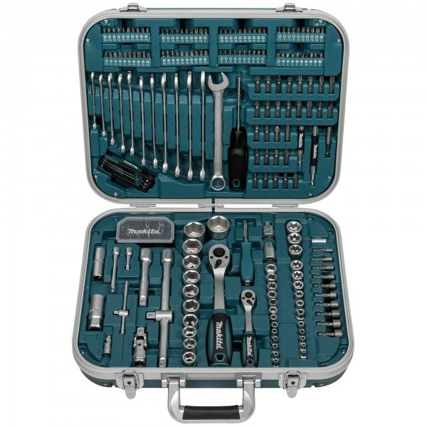 Makita P-90532 Werkzeugkoffer bestückt