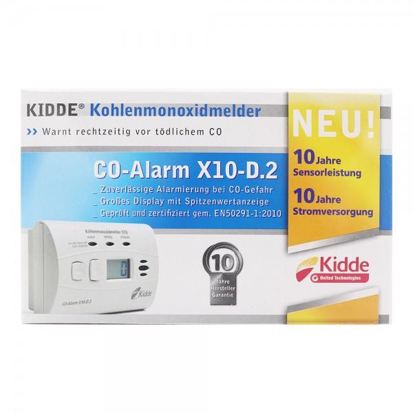 Kidde 25180202.0000 Kohlenmonoxid-Melder