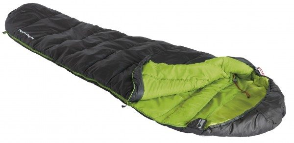 High Peak Mum.Schlafsack BLACK ARROW