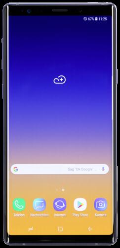 Samsung Galaxy Note9 ocean blue 512GB