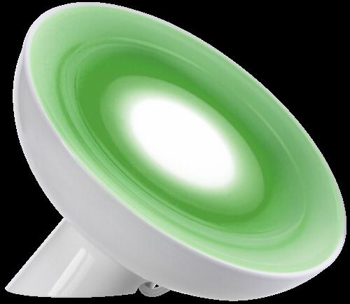 Philips Hue Bloom LED Tischleuchte weiß
