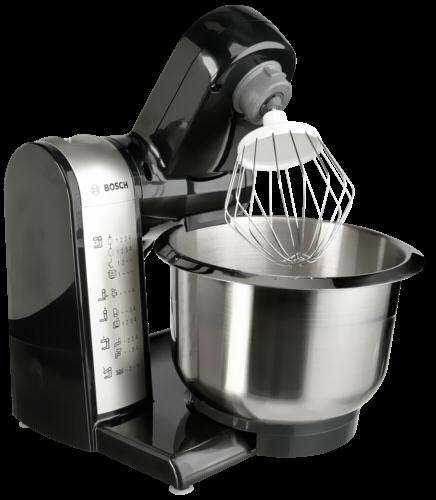Bosch MUM 48 A 1 Küchenmaschine (schwarz)