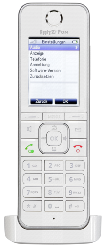 AVM Fritz!Fon C6 IP-Telefon schnurlos