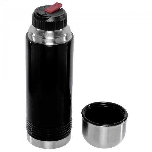 EMSA Thermosflasche SENATOR 0,7L, schwarz