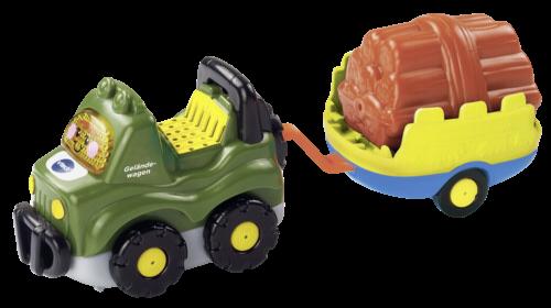 VTech Tut Tut Baby Flitzer Geländewagen & Anhänger