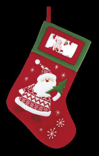 ZEP Christmas Socks rot Höhe 45 cm TT72
