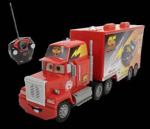 Dickie RC Carbon Turbo Mack Truck 1:24
