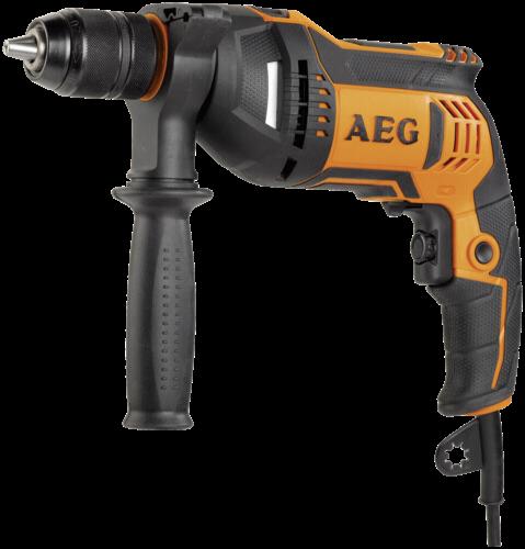 AEG BE 750 R Bohrmaschine
