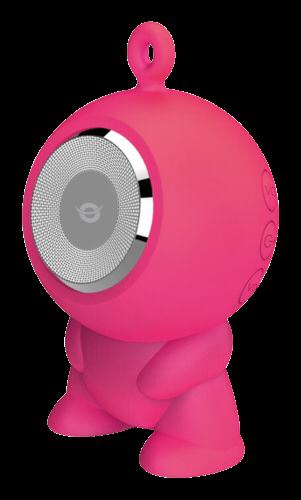 Conceptronic Wireless waterproof Bluetooth Speaker pink