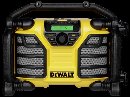 DeWalt DCR016-QW XR Li-Ion Akku- und Netz-Radio