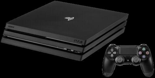 Sony Playstation 4 1TB Pro schwarz