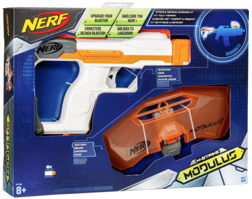Nerf N-Strike Elite XD Modulus Mission Kit Angriff & Abwehr