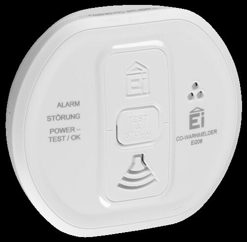 Ei Electronics Ei208 CO Kohlenmonoxid Melder