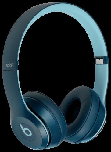Beats Solo3 Wireless On-Ear Headphones Pop Blue